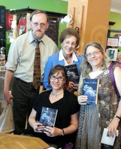 wordwrights with Elizabeth Jennings, author of The Button Collector